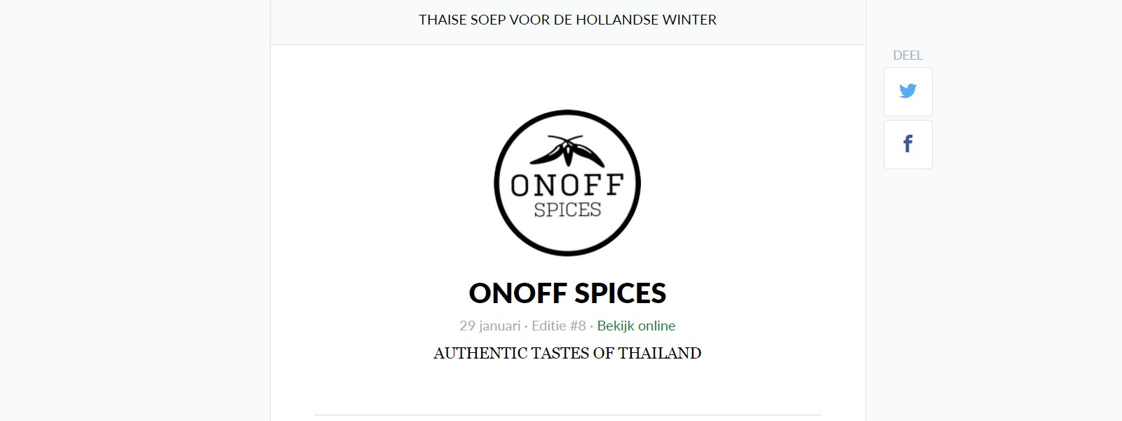 ONOFF SPICES